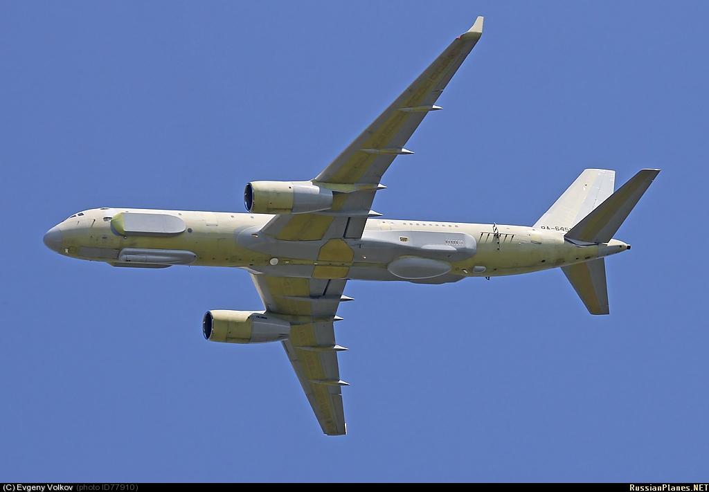 O renascimento do Programa Tu 204 de patrulha naval é a aposta para a efetiva capacidade de luta anti-submarino da Marinha Russa, que precisa substituir praticamente todos os modelos atualmente destacados para esta função