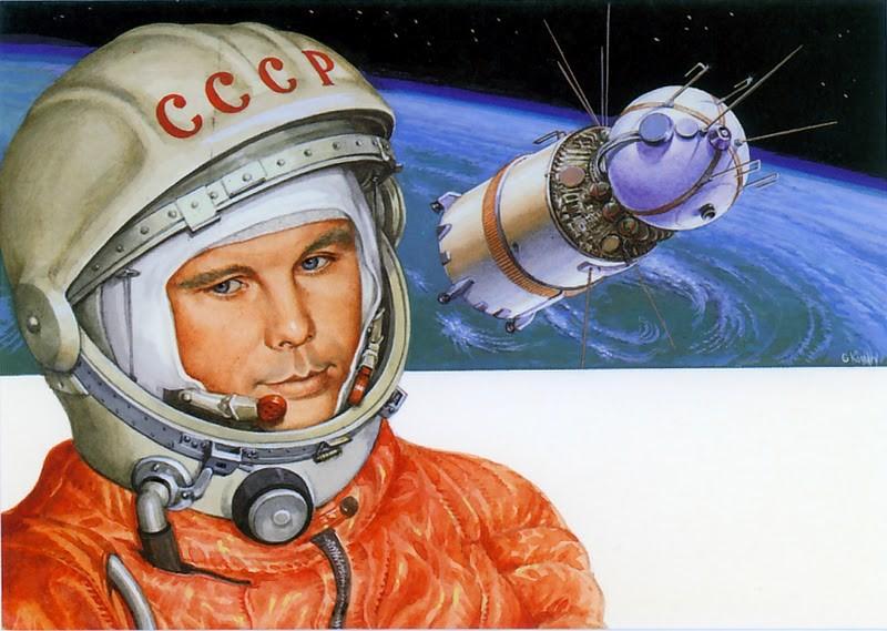 Por que os russos têm cosmonautas e os americanos, astronautas?