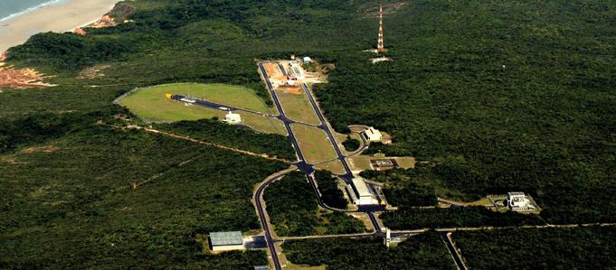 Brasil quer reativar acordo com EUA sobre a Base de Alcântara