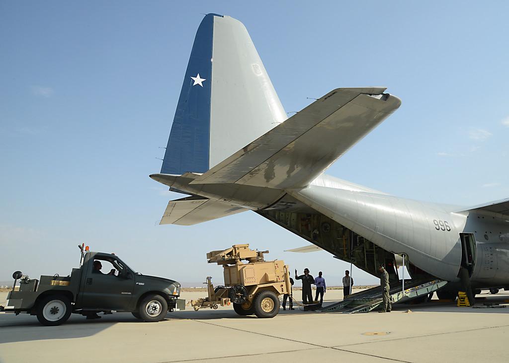 Chilean C-130