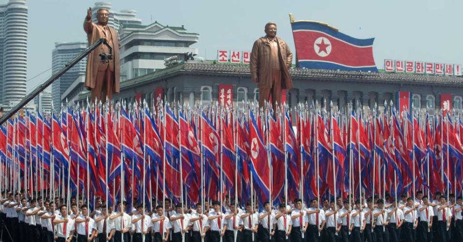 A sombra da guerra ainda paira sobre as Coreias