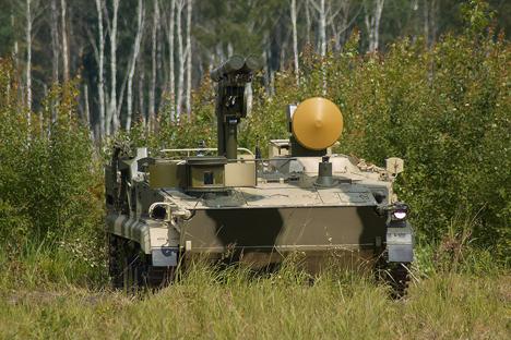 """Exército russo aguarda testes com """"Crisântemos"""""""