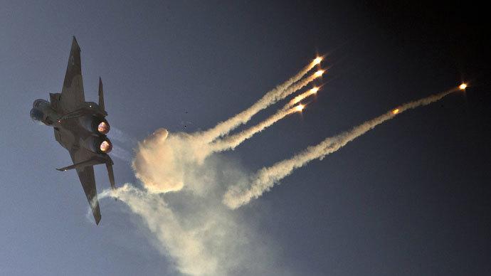 Israel lançou ataques perto de importante porto sírio