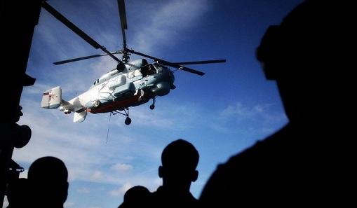 Realizada primeira fase de testes do helicóptero modernizado Ka-27