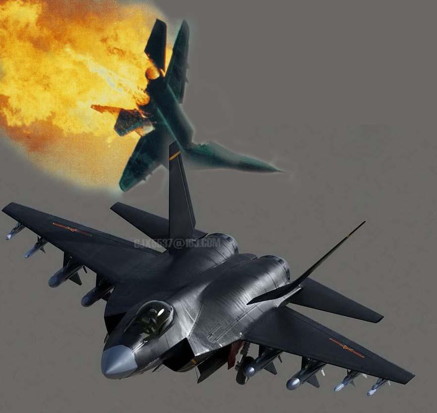 Apesar de não constar no seu projeto original, atualmente o porgrama J-31 avalia a possibilidade de instalação de sistemas TVC de modo a melhorar as sua capacidade de manobra garantindo-lhe melhor performance no combate aéreo.