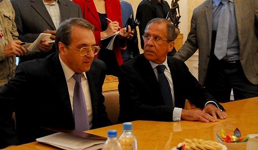 """""""Autoridades e oposição sírias devem se unir contra os terroristas"""" — Lavrov"""