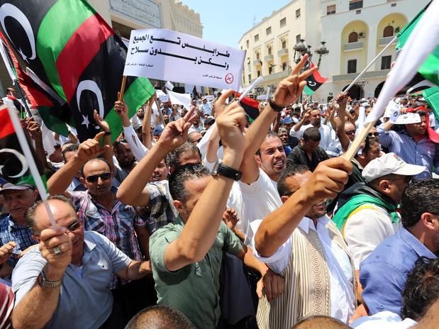 libia-protesto