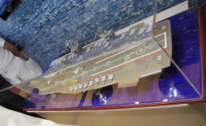 O futuro dos porta-aviões russos