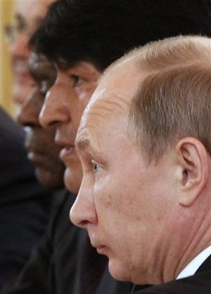Rússia critica países europeus que atrasaram voo de Morales