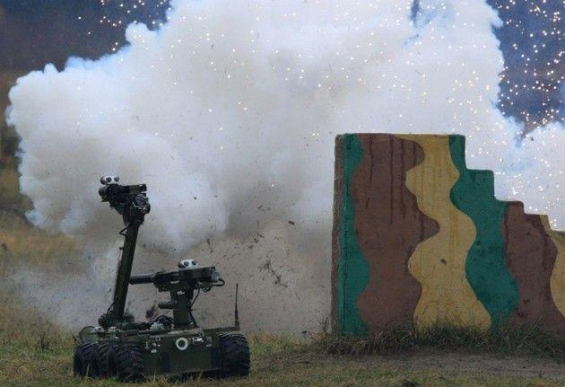 Rússia terá laboratório para desenvolver robôs de guerra