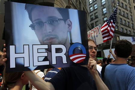 Íntegra: Declaração de Edward Snowden no aeroporto de Moscou