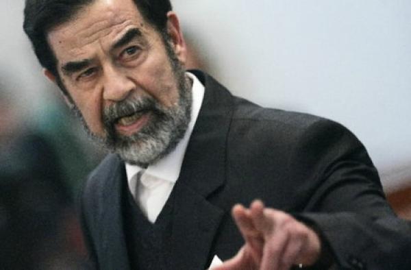 """""""Seus filhos morreram como heróis"""" — Advogado de Saddam Hussein:"""