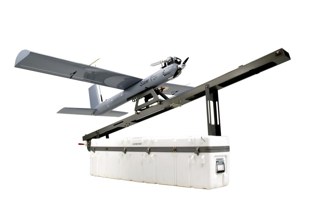 BAE Systems entrega UAS Silver Fox para a Colômbia