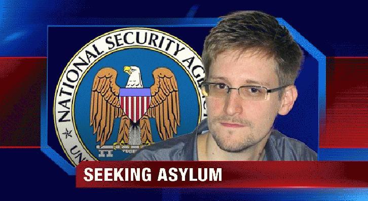 Brasil rejeita pedido de asilo de Snowden, diz Itamaraty