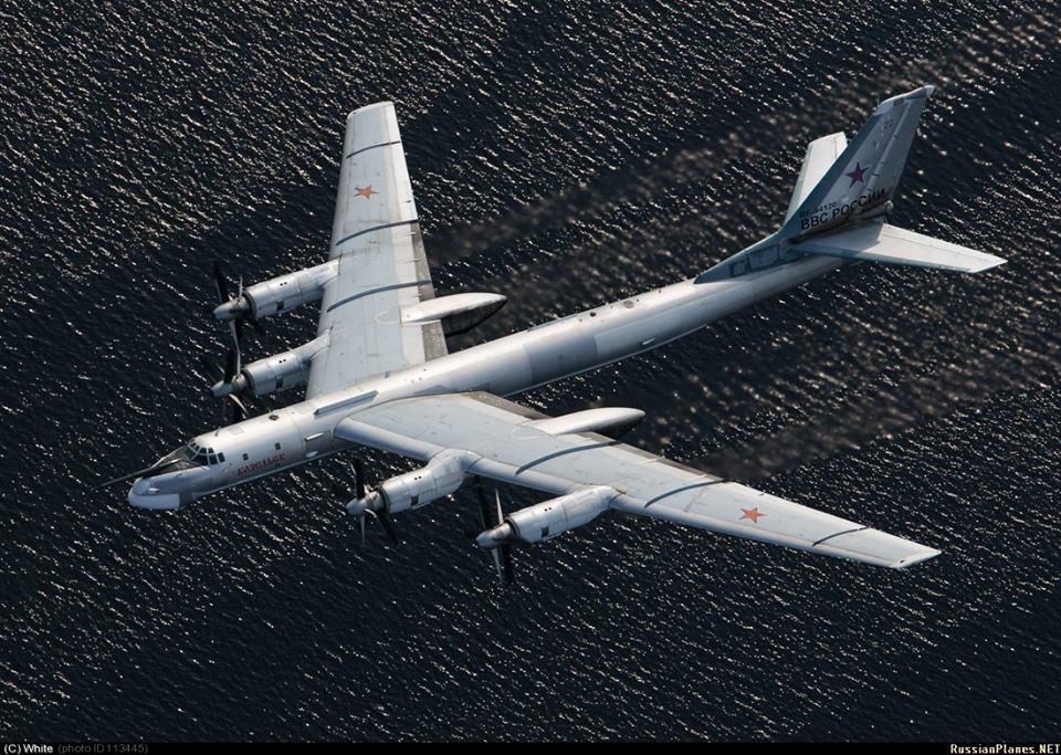 Rússia projeta novo bombardeiro estratégico
