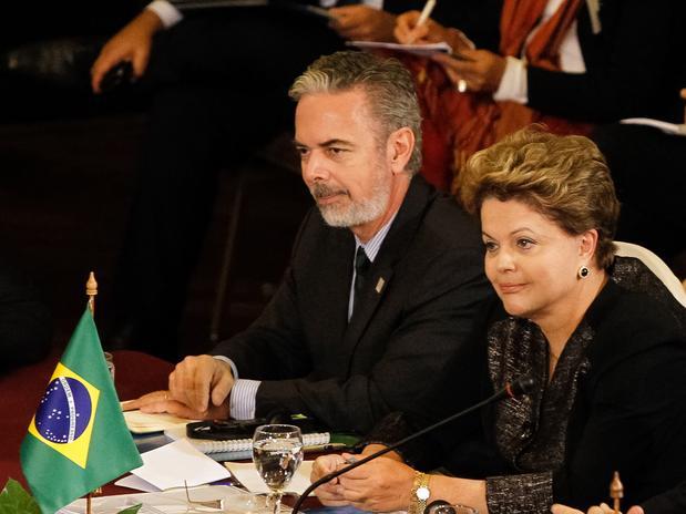Dilma Rousseff: — Combate ao terrorismo não pode significar violação da privacidade