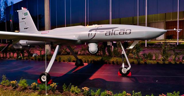 Primeiro drone militar do Brasil deve começar a voar em 2014