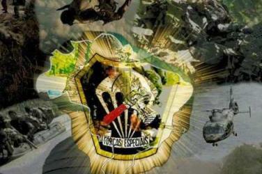 Víedo: Com Vocês a Brigada de Operações Especiais