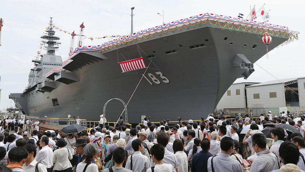 China Se Une ao Governo Norte-Coreano e Reprova Novo Navio de Guerra Japonês