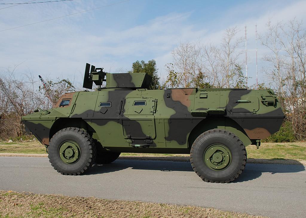 Mais 28 blindados sobre rodas Commando Advanced para o Exército da Colômbia