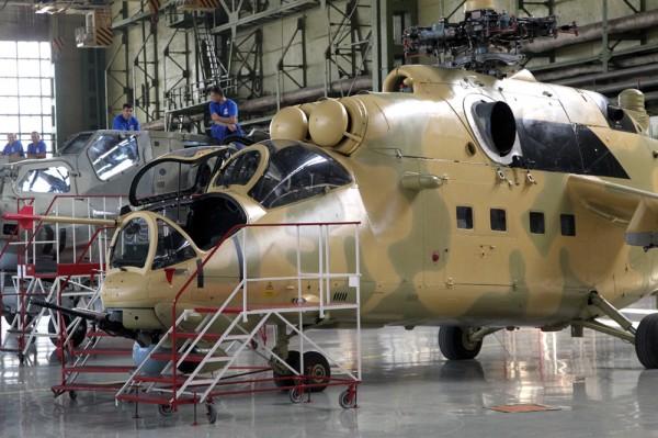 Novos Mi 35 do Iraque ou Síria?