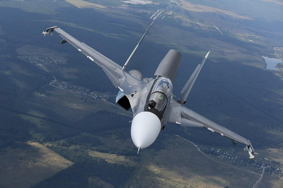 Perspectivas de exportação para os caças Su 30-35 para os próximos três anos
