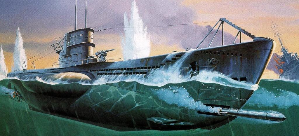 Um pouco de historia – Marinha Nazista II Grande Guerra  – Vídeo Documentário