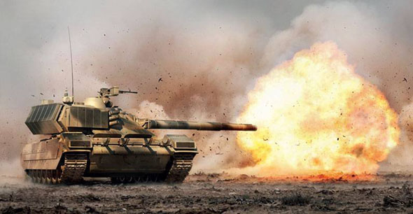 Blindagem de polieteno irá proteger os soldados russos contra laseres de combate