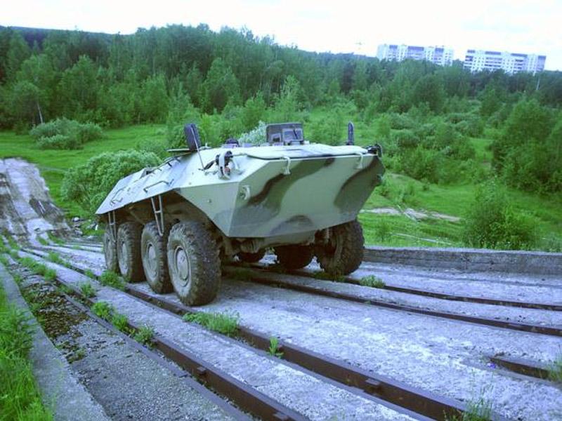 Vídeo – Companhia Militar-Industrial russa anuncia desenvolvimento de novo blindado de transporte – Krimsk