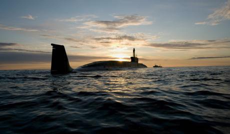 Índia está interessada em submarinos russos