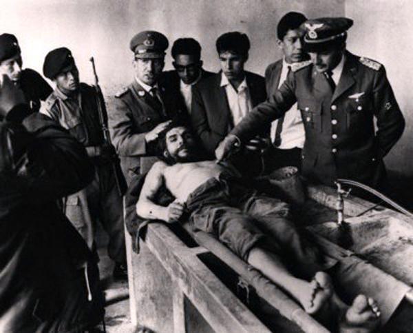 Brasil e Argentina apoiaram a Bolívia para matar Che Guevara.