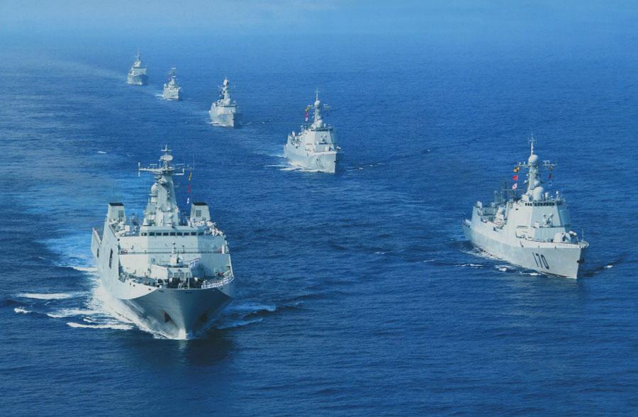 China defenderá interesses marítimos, advertiu ministro de Defesa nos EUA