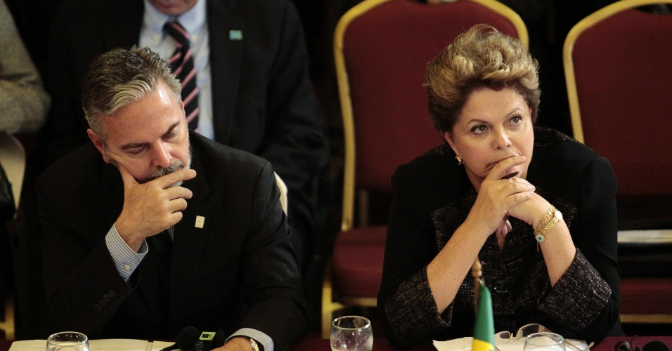 Patriota pede demissão e será substituído por Luiz Alberto Figueiredo