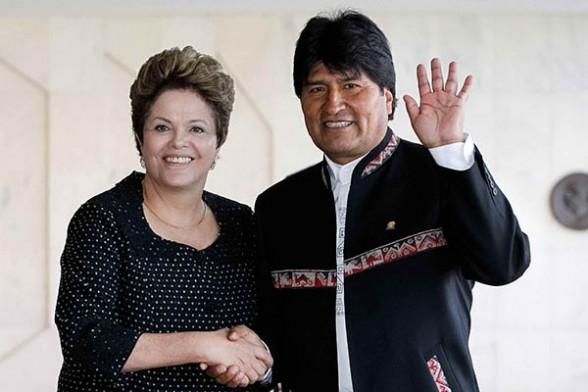 """Bolívia diz que problema com o Brasil sobre senador está """"resolvido"""""""