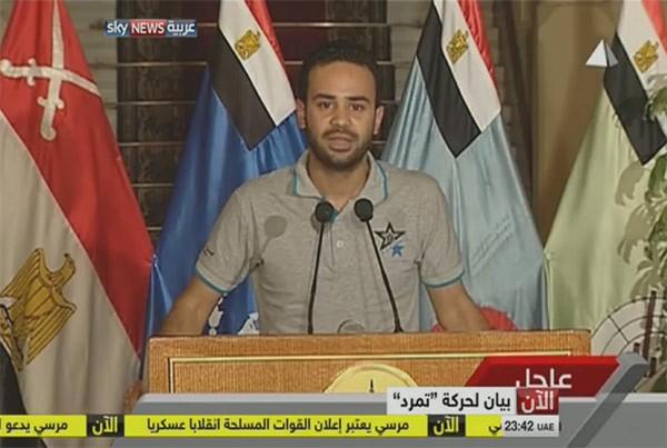 """""""Obama, pode 'ir para o inferno' com sua ajuda financeira"""" – Mahmoud Badr"""