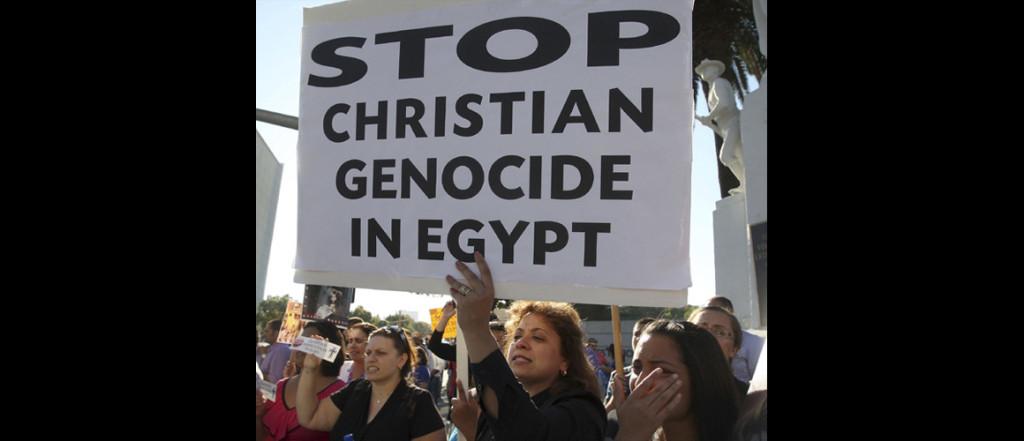 "Irmandade Muçulmana está disposta a ""eliminar o cristianismo do Egito"""