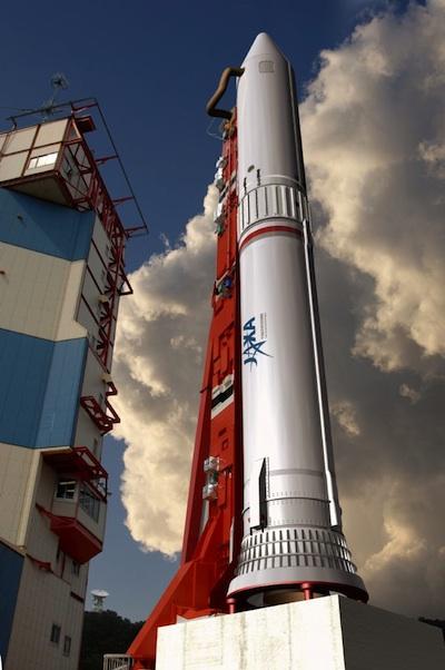 Japão Cancela o lançamento de Foguete Epsilon