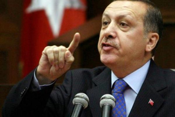 """Recep Tayyip Erdogan: """"Conselho de Segurança das Nações Unidas não condenou o que está acontecendo no Egito"""""""