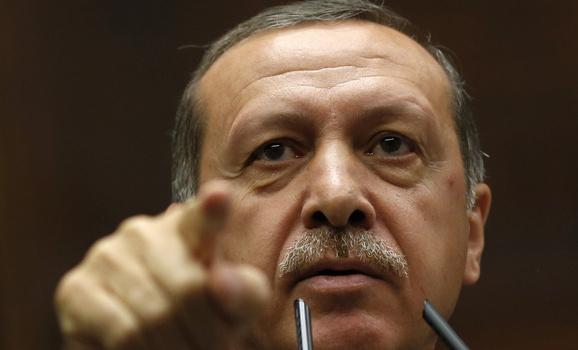 Turquia acusa Israel de orquestrar golpe no Egito