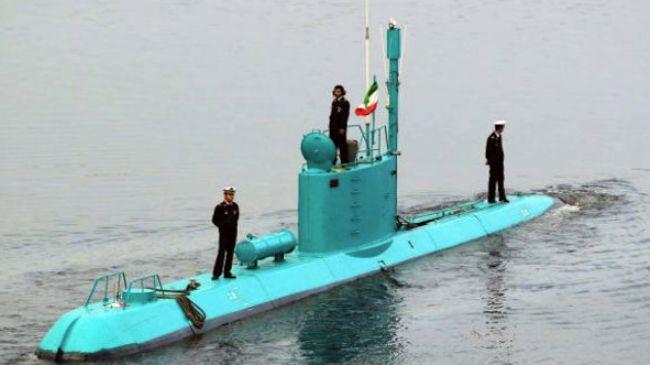 Irã testará novo submarino Fataeh