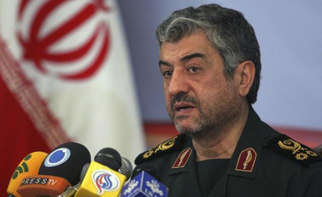 Ataque dos EUA à Síria traria a destruição de Israel, diz comandante iraniano