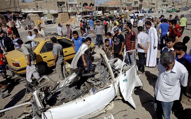 Violência no Iraque deixou mais de mil mortos em julho, diz ONU