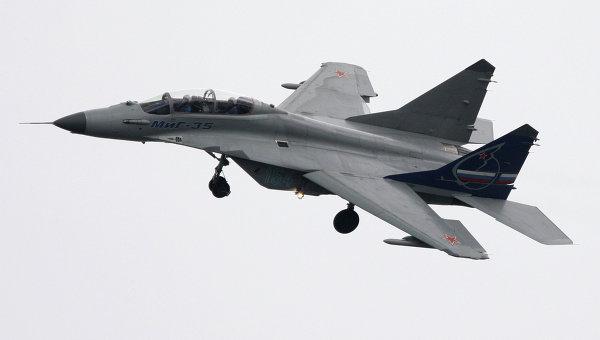 Atrasos nos contratos de aquisição de caças Mig 35 estão relacionados com problemas na base industrial
