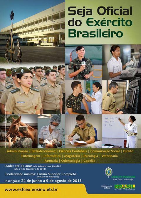 EVASÃO DE OFICIAIS DAS FORÇAS ARMADAS