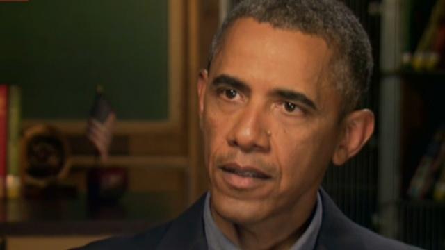 Achar que EUA podem resolver crise síria é exagero, diz Obama