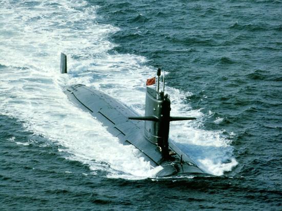 China desenvolve com sucesso, submarino nuclear de 4ª Geração que alegadamente pode navegar a 100 nós segundo as fontes