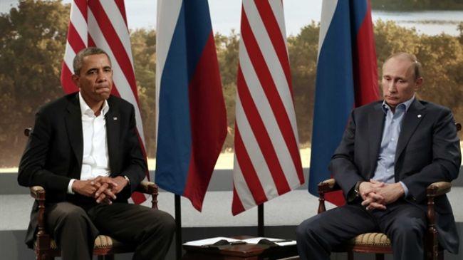 """Rússia está """"decepcionada"""" com decisão de Obama de cancelar encontro com Putin"""