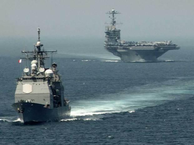 Estados Unidos e Reino Unido estão prontos para atacar a Síria