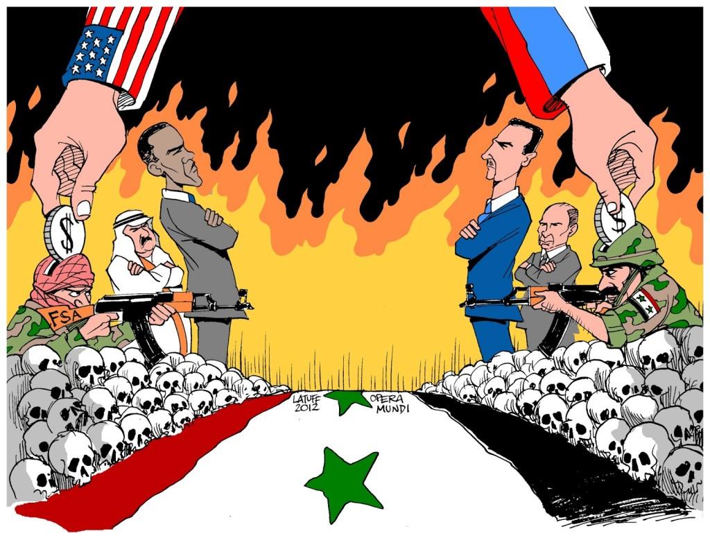 Analistas comentam erros da política russa em relação à Síria