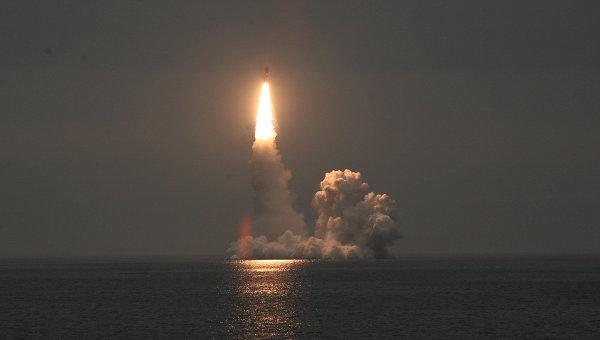 Responsaveis por falhas nos mísseis Bulavá serão responsabilizados afirma governo Russo